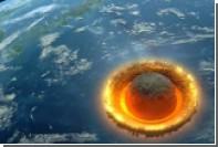 Ученый рассказал о столкновении Земли с планетой-пришельцем