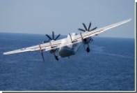 Второй за неделю военный самолет США потерпел крушение