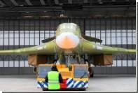 Новый Ту-160М2 показали публике