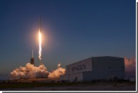 НАСА подсчитало выгоду от SpaceX