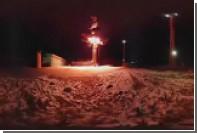 Испытание элемента ядерной триады России показали с расстояния 50 метров