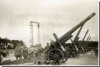 Раскрыты подробности применения орудий Великой Отечественной в войне в Сирии