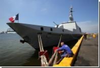 В Крыму засекли корабль-невидимку НАТО