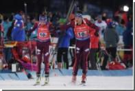 Россияне заняли восьмое место в первой гонке Кубка мира по биатлону