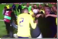 Шведские футболисты отпраздновали выход на ЧМ-2018 разгромом телестудии