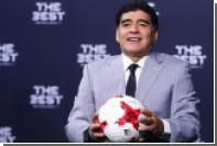 Федерация гандбола России потроллила Марадону в день его рождения