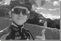 Велогонщика нашли мертвым в постели