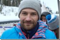Российский лыжник перекрестился и поклялся в своей невиновности