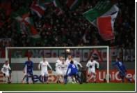 Дубль перуанского футболиста принес «Локомотиву» победу в матче Лиги Европы