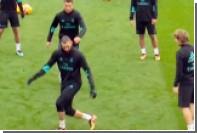 Игроки «Реала» погоняли недовольного Роналду по кругу