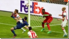 """""""Манчестер Юнайтед"""" выиграл Лигу Европы"""
