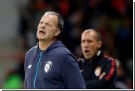 Французский футбольный клуб нанял сразу четырех тренеров