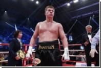Объявлен следующий соперник Поветкина