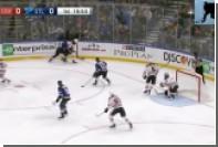 Россиянин Тарасенко оформил хет-трик Горди Хоу в матче НХЛ