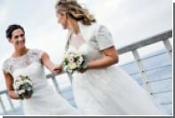 Олимпийская чемпионка из Германии женилась на подруге