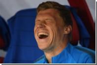 Миллионер Погребняк забил впервые за два года