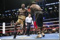 Боксер Уайлдер нокаутировал соперника в первом раунде и объявил войну Джошуа
