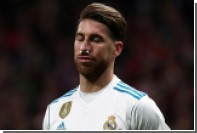 Сломавший нос игрок «Реала» выразил готовность еще тысячу раз истечь кровью