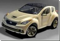 Hyundai представила Концепт HCD10 Hellion