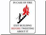 Жителям Лондона предложат сообщать о пожарах в Twitter