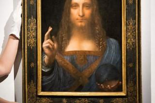 Стала известна судьба проданной за 400 миллионов долларов картины да Винчи