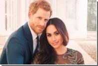 Невеста принца Гарри снялась в полупрозрачном платье