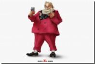 Санта-Клаус сделал селфи в костюме Gucci
