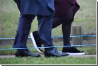 Внучка королевы оконфузилась из-за кроссовок