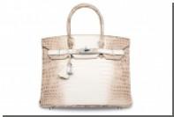 Самая дорогая сумка в мире нашла покупателя
