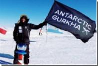 Зять Энди Маррея покорил Южный полюс и побил два рекорда