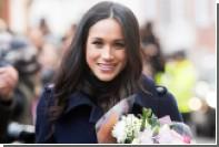 В сеть утекли эскизы свадебного платья невесты принца Гарри