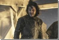 Джона Сноу из «Игры престолов» признали худшим модником мира