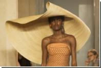Женщины будущего наденут гигантские шляпы