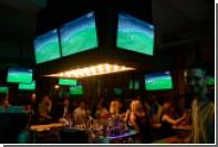 В Москве подсчитали пивные для футбольных болельщиков