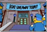 Полиция использовала трюк из «Симпсонов» для поимки преступников