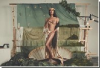 Обнаженная модель-трансгендер появилась на обложке Elle