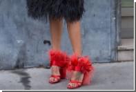 Выбрана самая красивая женская обувь уходящего года