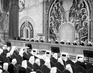 Архиерейский собор дал отпор Киеву