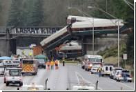 Раскрыты обстоятельства смертоносного крушения поезда в США