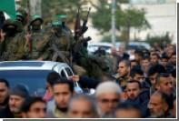 Палестинское движение ХАМАС объявило третью интифаду Израилю