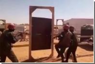Обучение суданских солдат российскими наемниками попало на видео