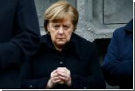 Половина немцев захотела досрочной отставки Меркель