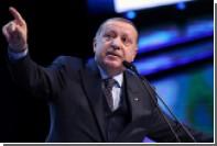 Эрдоган обвинил США в кровопролитии на Ближнем Востоке