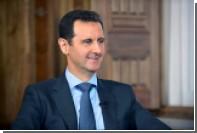 Турция смирилась с властью Асада в Сирии