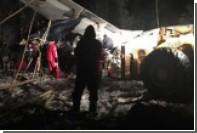 В авиакатастрофе в Канаде выжили 25 человек