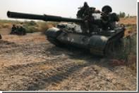 Созданные Украиной для борьбы с Израилем танки бросили на боевиков