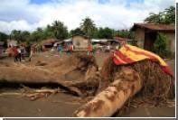 Мощный тайфун погубил сотни человек на Филиппинах