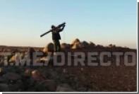 Уничтожение сирийского самолета из ПЗРК «Стрела-3» показали на видео