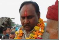 Индийского министра счастья обвинили в убийстве