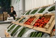 В России резко подорожали помидоры и огурцы